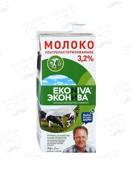 """Молоко """"Эконива"""" 3,2%"""