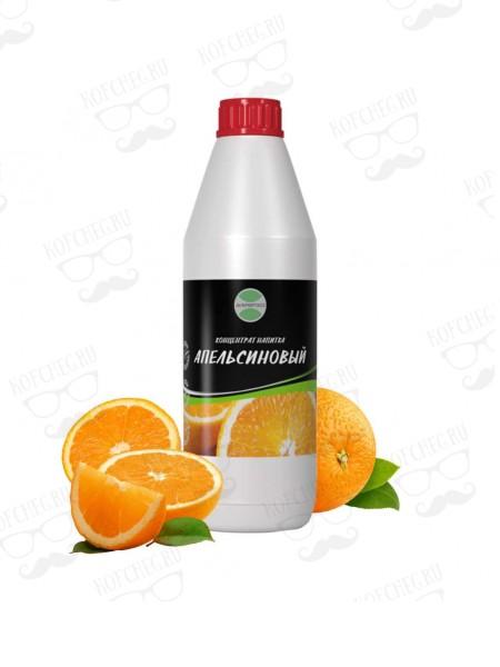 Напиток концентрированный Апельсиновый 1кг