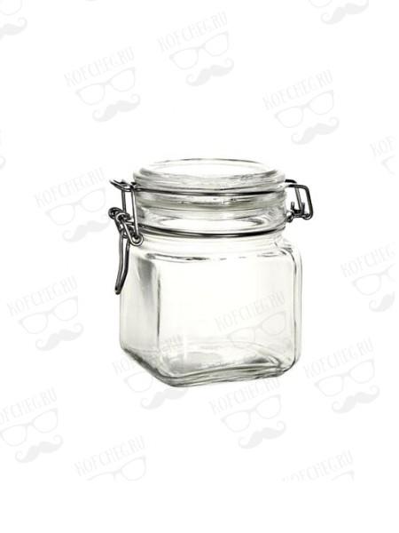 Банка (стекло) для сыпучих продуктов 740мл