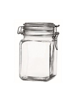 Банка (стекло) для сыпучих продуктов 1000мл