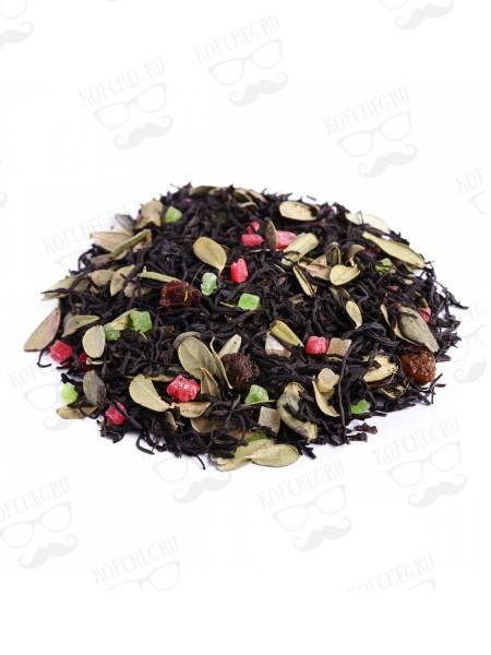 Виноградный Чай на основе черного