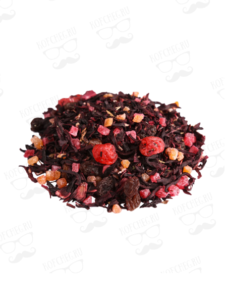 Огненная вишня фруктовый чай