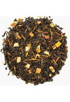 Сладкий цитрус Чай на основе черного
