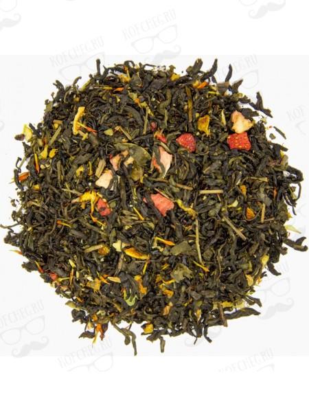 Соусеп и сенча Чай на основе зеленого