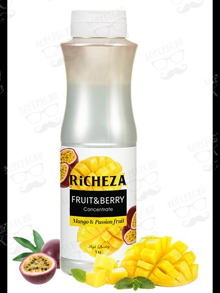 Основа для лимонада Манго-Маракуйя