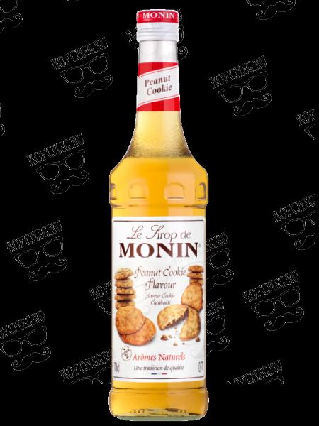 Сироп Monin Арахисовое Печенье 0,7 л