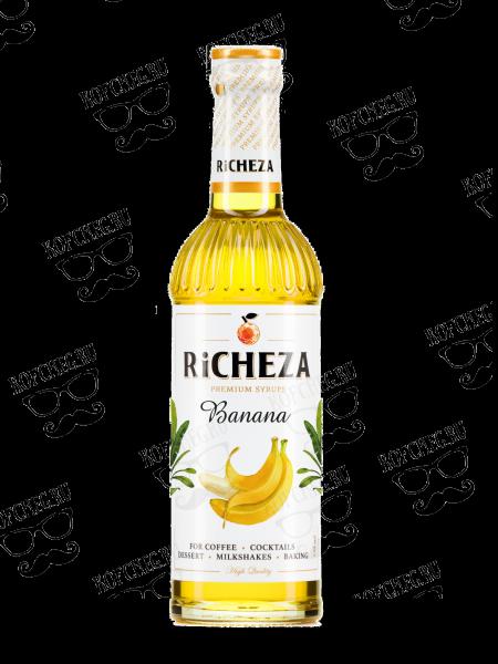 Сироп Банан Richeza 0,3 л.