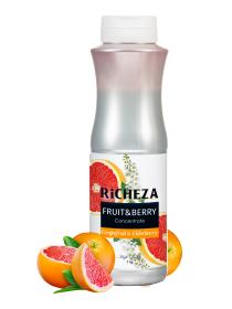 Основа для лимонада Грейпфрут-Бузина 1кг.