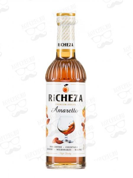 Сироп Амаретто Richeza  0,3л