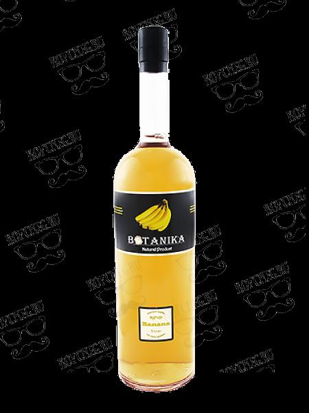 Сироп Ботаника Банан желтый 1 л.