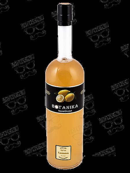 Сироп Ботаника Лимон 1 л.