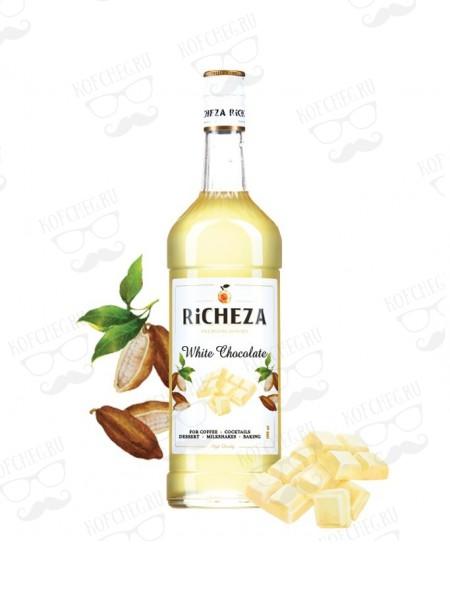 Сироп Белый Шоколад Richeza 1 л.