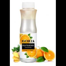 Концентрат RiCHEZA Апельсин-Имбирь