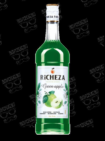 Сироп Зелёное яблоко Richeza 1 л.