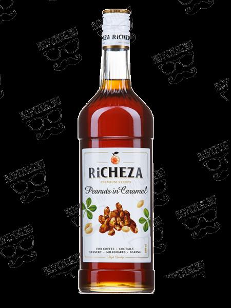 Сироп Арахис в Карамели Richeza 1 л.