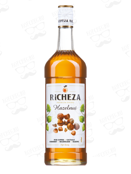 Сироп Фундук / Лесной орех Richeza 1 л.