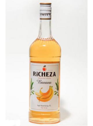 Сироп Банан Richeza 1 л.