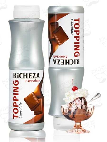 Топпинг Шоколад 1кг.