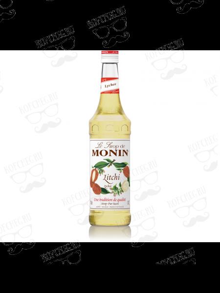 Сироп Monin Личи 0.7 л, стекло