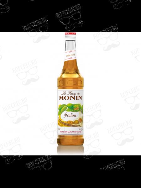 Сироп Monin Пралине 0.7 л, стекло