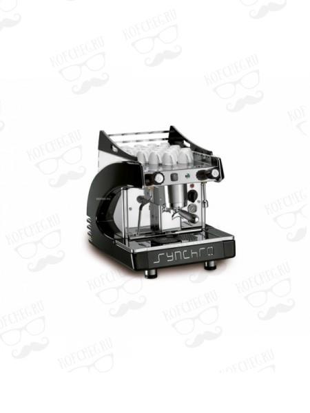 Профессиональная кофемашина Royal Synchro 1GR-S 7LT Motor-pump