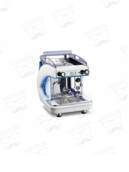 Профессиональная кофемашина Royal Synchro T2 1GR-S 7LT Motor-pump