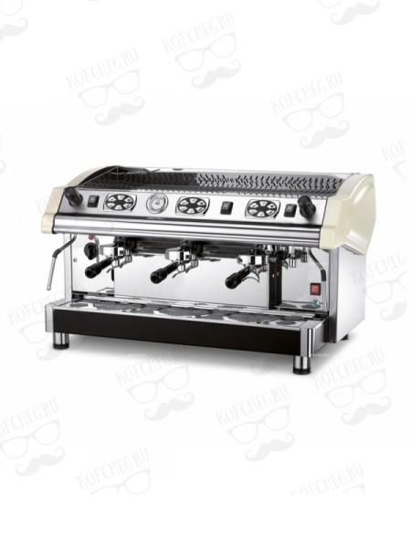 Профессиональная кофемашина Royal Tecnica 3GR-A 21LT