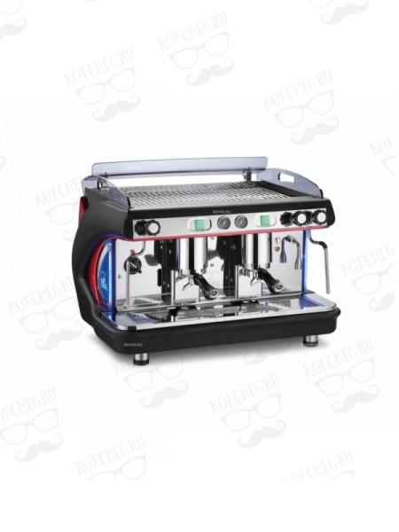 Профессиональная кофемашина Royal Synchro T2 2GR-S 11LT