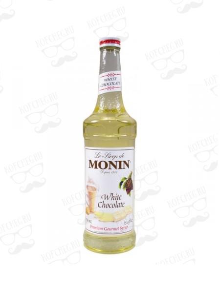 Сироп Monin Белый шоколад 0,7 л