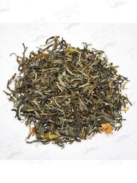 Моли Хуа Ча (Жасминовый чай № 1) Китайский зеленый чай с жасмином