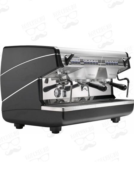 Кофемашина-автомат Nuova Simonelli Appia II 2Gr V 220V Высокая группа