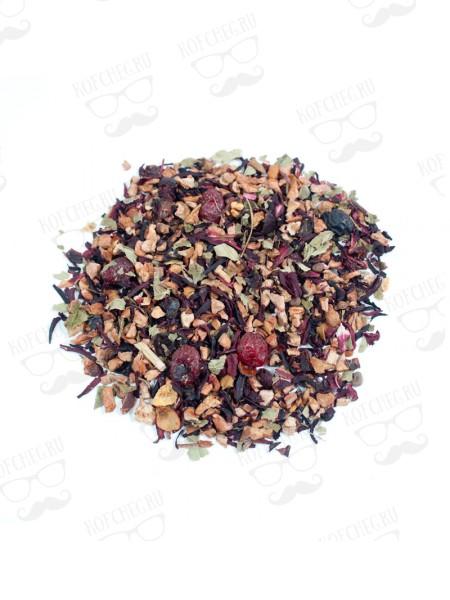 Вишневый пунш Фруктовый чайный напиток