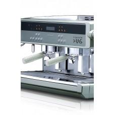 Профессиональная автоматическая кофемашина Quality Espresso VISACREM V6 Grouptronic, 2GR-A