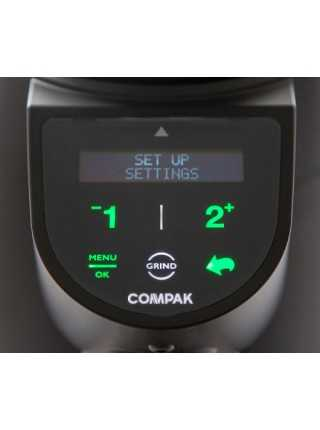 Кофемолка жерновая Compak E-8 Fresh, 83мм плоские жернова