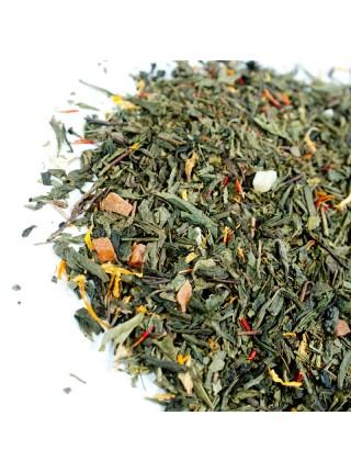 Восемь Сокровищ Шаолиня Чай на основе зеленого