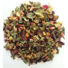 Малина с мятой Фруктовый чайный напиток