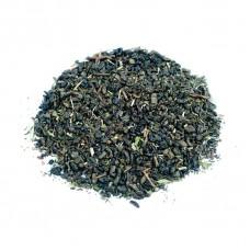 Ганпаудер с мятой (Мятный) Китайский зеленый чай