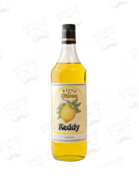 Сироп Кедди-Монин Keddy Лимон стекло (1л)
